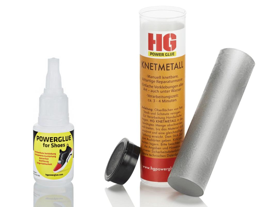 HG Epoxy Stick (Knetmetall)  + Schuhkleber