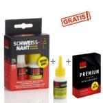 Das Werkzeug aus der Flasche + Gratis Granulat + Gratis Premium Mitgliedschaft